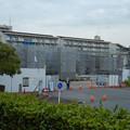 解体工事中の旧・桃花台線桃花台東駅(2020年10月22日) - 15