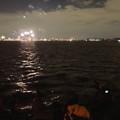 Photos: 潮見ふ頭から名港水上芸術花火を撮影してた人たち - 1