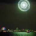 Photos: 名港水上芸術花火 2020 from 潮見ふ頭 - 2