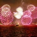 Photos: 名港水上芸術花火 2020 from 潮見ふ頭 - 13