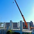 Photos: 解体工事中の桃花台線桃花台東駅(2020年10月26日) - 4