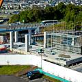Photos: 解体工事中の桃花台線桃花台東駅(2020年10月26日) - 20