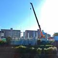 Photos: 解体工事中の桃花台線桃花台東駅(2020年10月26日) - 1