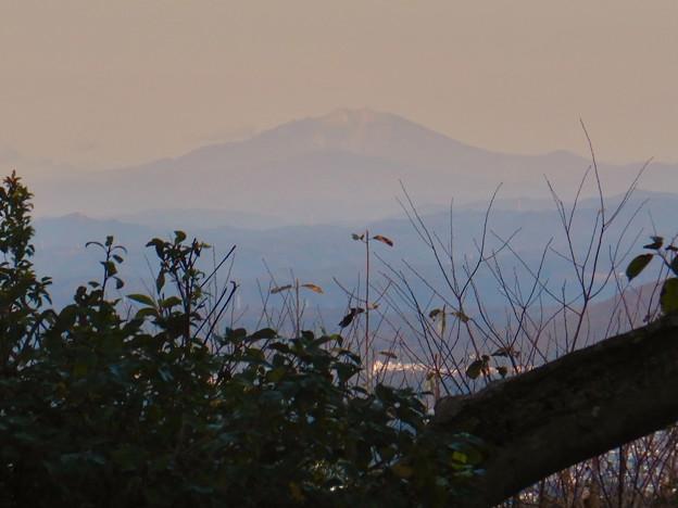弥勒山山頂から見た御嶽山 - 3