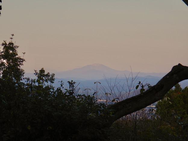 弥勒山山頂から見た御嶽山 - 4
