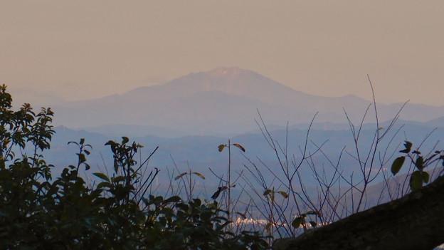 弥勒山山頂から見た御嶽山 - 5