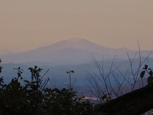 弥勒山山頂から見た御嶽山 - 6