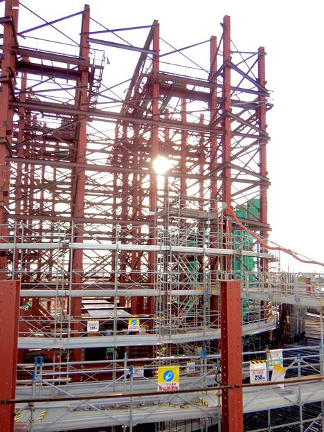 建設中のリニア中央新幹線 神領非常口(2020年11月1日) - 3