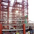 Photos: 建設中のリニア中央新幹線 神領非常口(2020年11月1日) - 3