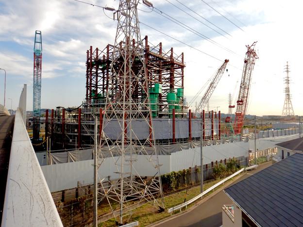 建設中のリニア中央新幹線 神領非常口(2020年11月1日) - 1