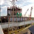 Photos: 建設中のリニア中央新幹線 神領非常口(2020年11月1日) - 1