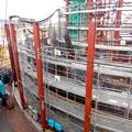 Photos: 建設中のリニア中央新幹線 神領非常口(2020年11月1日) - 4
