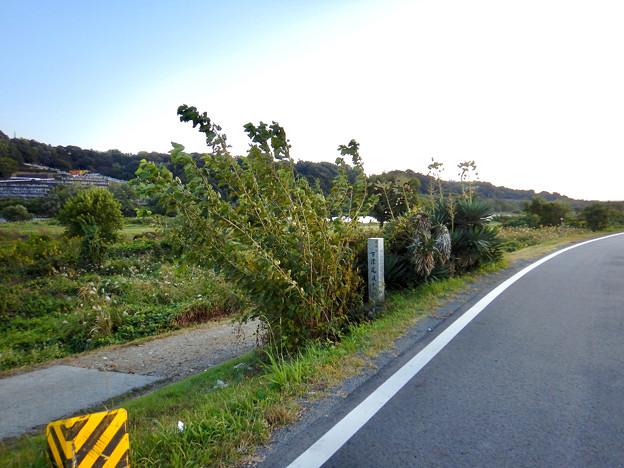 庄内川沿いにある下津尾渡し跡 - 3