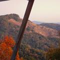 Photos: 大谷山の送電線鉄塔下 - 4:採石場の斜面