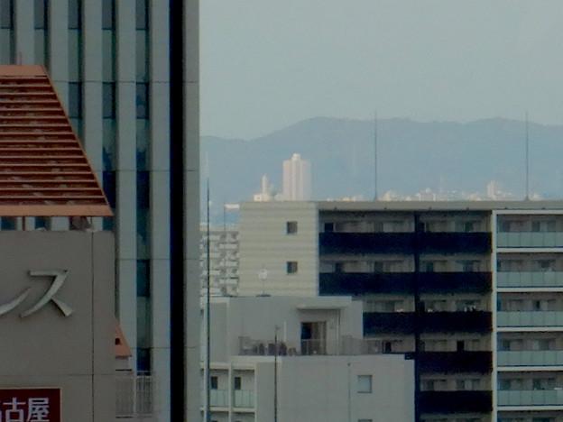 ゲートタワーから見えたスカイステージ33 - 2