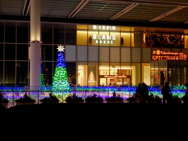 ゲートタワー前のクリスマスツリー 2020 No - 9