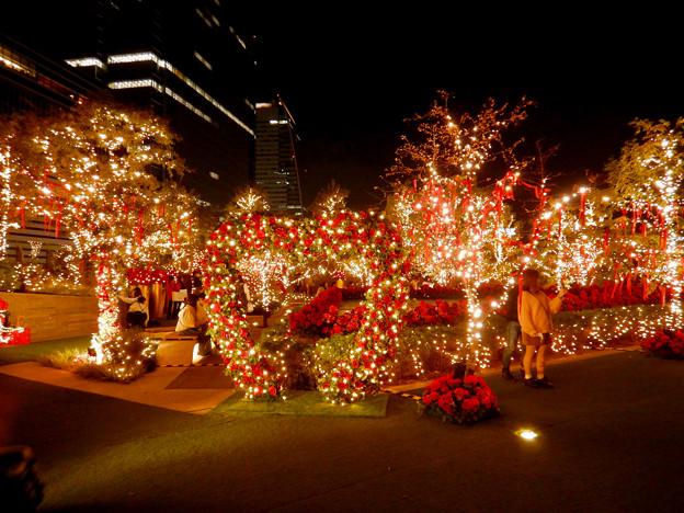 大名古屋ビルヂング スカイガーデンのクリスマスイルミネーション 2020 No - 2