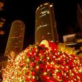 大名古屋ビルヂング スカイガーデンのクリスマスイルミネーション 2020 No - 8