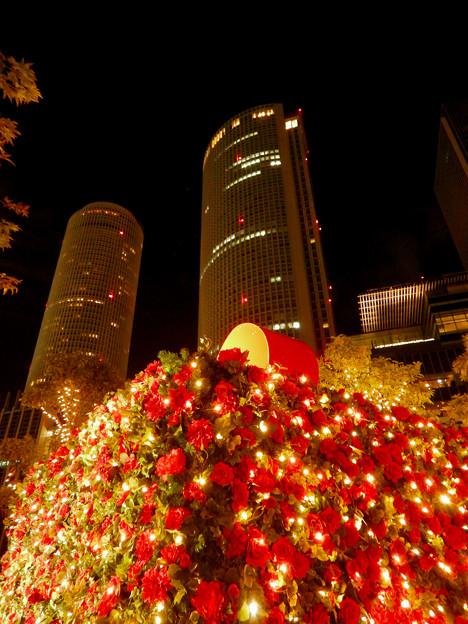 大名古屋ビルヂング スカイガーデンのクリスマスイルミネーション 2020 No - 9