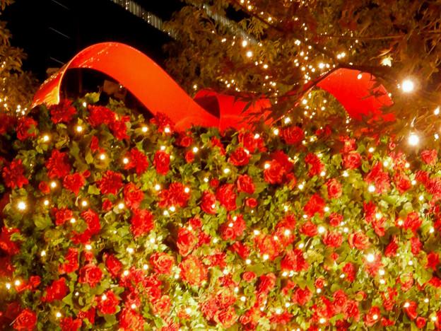 大名古屋ビルヂング スカイガーデンのクリスマスイルミネーション 2020 No - 17