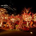 大名古屋ビルヂング スカイガーデンのクリスマスイルミネーション 2020 No - 3