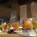 Photos: 名古屋駅西口から見上げた名駅ビル群(秋)- 11