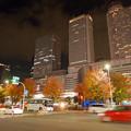 Photos: 名古屋駅西口から見上げた名駅ビル群(秋)- 12