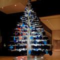 Photos: ミッドランドスクエア:ガラスのお皿で作ったクリスマスツリー - 2