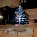 Photos: ミッドランドスクエア:ガラスのお皿で作ったクリスマスツリー - 1