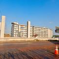 Photos: 桃花台線の旧・桃花台東駅解体撤去工事(2020年11月18日) - 8