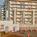 Photos: 桃花台線の旧・桃花台東駅解体撤去工事(2020年11月18日) - 16