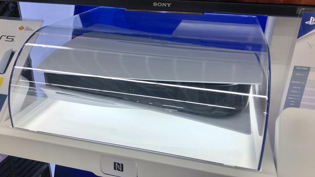 店頭展示されてた Playstation 5 - 2