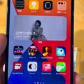 iPhone 12 - 1:ホーム画面