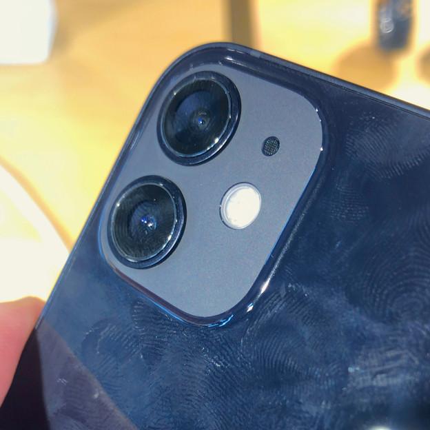 iPhone 12 Mini - 4:背面カメラ