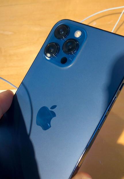 iPhone 12 Pro Max - 4:背面カメラ