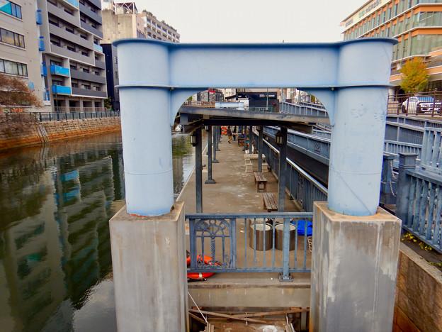 舟の祭典 堀川クルーズ - 2:船着き場