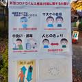 グリーンピア春日井:動物ふれあい広場の感染対策 - 2