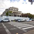 Photos: 閉館して解体工事に入った?ホテルグランドティアラ春日井(2020年11月30日)