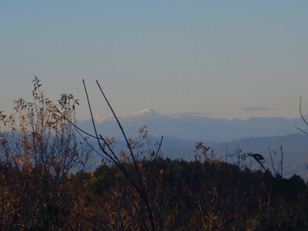 弥勒山山頂から見た郡上方面の山 - 1
