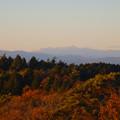 Photos: 弥勒山山頂から見た郡上方面の山 - 3