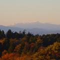 Photos: 弥勒山山頂から見た郡上方面の山 - 4
