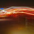 Photos: 手ブレで作った光の軌跡 - 3