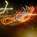 Photos: 手ブレで作った光の軌跡 - 2:「d」みたいに