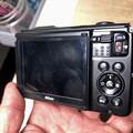 Photos: COOLPIX W300(Black) - 6:本体ディスプレイ側