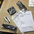 Photos: COOLPIX W300(Black) - 15:付属品(バッテリ以外)と説明書等