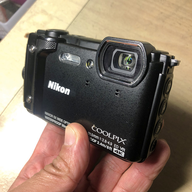 Photos: COOLPIX W300(Black) - 1