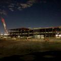 新しい建物の建設が始まっていた旧・ザ・モール春日井跡地(2020年12月21日) - 1