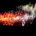 Photos: COOLPIX W300:比較明合成で撮影した光の軌跡 - 5