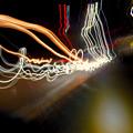 Photos: COOLPIX W300:比較明合成で撮影した光の軌跡 - 6