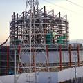 Photos: 建設中のリニア中央新幹線 神領非常口(2020年12月26日) - 2